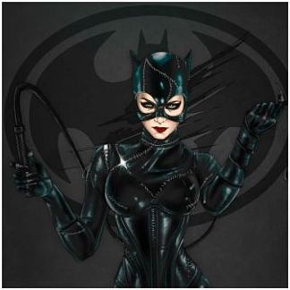 Cosplay Catwoman