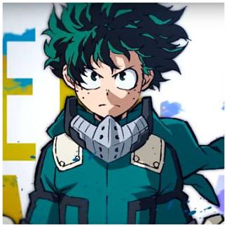 Cosplay My Hero Academia